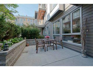 """Photo 2: # 115 735 W 15TH ST in North Vancouver: Hamilton Condo for sale in """"SEVEN 35"""" : MLS®# V1023700"""