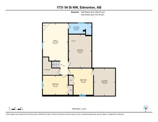 Photo 50: 1731 54 Street in Edmonton: Zone 29 House for sale : MLS®# E4253795