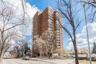 Photo 1: 1805 11027 87 Avenue in Edmonton: Zone 15 Condo for sale : MLS®# E4242522