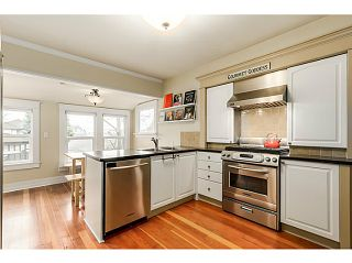 Photo 5: 1914 W 41ST Avenue in Vancouver: Kerrisdale House for sale (Vancouver West)  : MLS®# V1105087