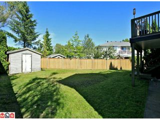 "Photo 36: 2708 273RD Street in Langley: Aldergrove Langley House for sale in ""Shortreed Culdesac"" : MLS®# F1219863"