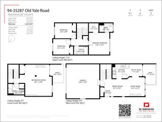 Photo 31: 94 35287 OLD YALE Road in Abbotsford: Abbotsford East Townhouse for sale : MLS®# R2588221