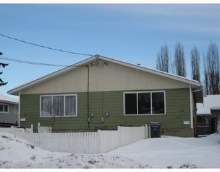 "Photo 1: 2636 QUINCE Street in Prince_George: VLA Duplex for sale in ""VLA"" (PG City Central (Zone 72))  : MLS®# N178743"