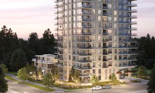 Photo 1: 1403 5410 SHORTCUT ROAD in Vancouver: University VW Condo for sale (Vancouver West)  : MLS®# R2442638