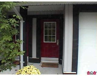 """Photo 2: 35 18839 69TH Avenue in Surrey: Clayton Townhouse for sale in """"Starpoint II"""" (Cloverdale)  : MLS®# F2726630"""