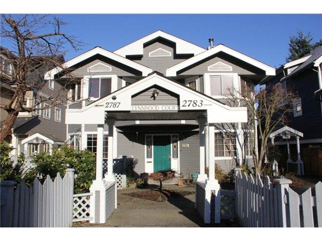 Main Photo: 2783 West 5th Avenue in Vancouver: Condo for sale (Vancouver West)  : MLS®# V986537
