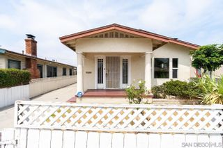 Photo 2: NORMAL HEIGHTS House for sale : 2 bedrooms : 4340 Bancroft in San Diego