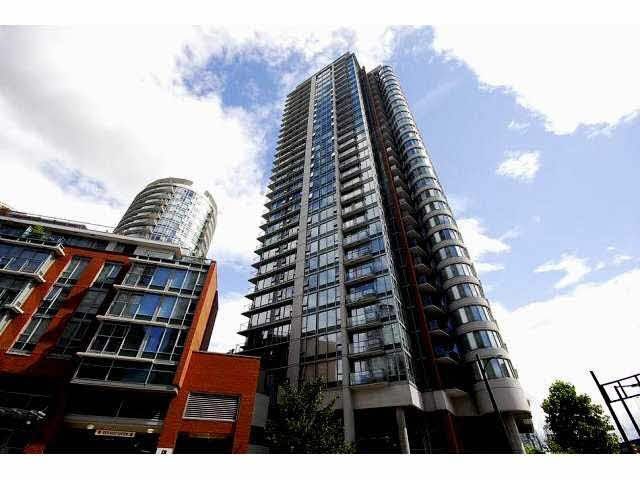 """Main Photo: 609 688 ABBOTT Street in Vancouver: Downtown VW Condo for sale in """"FIRENZE II"""" (Vancouver West)  : MLS®# V1123512"""
