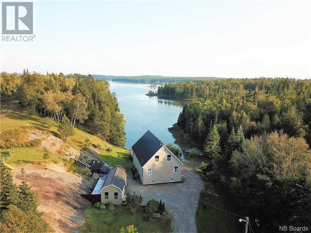 Main Photo: 38 Thrope Road in Letang: House for sale : MLS®# NB063646