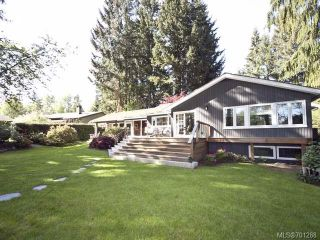 Photo 37: 4875 GREAVES Crescent in COURTENAY: CV Courtenay West House for sale (Comox Valley)  : MLS®# 701288