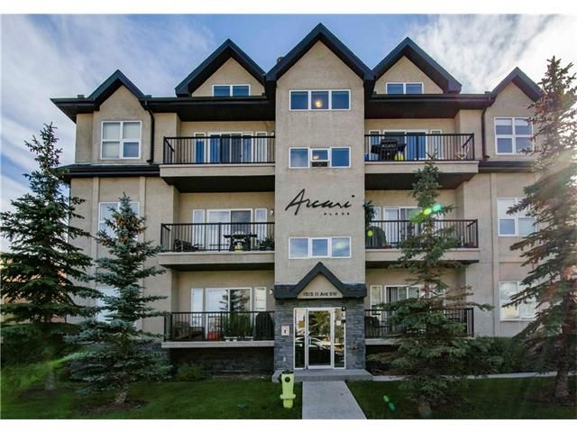Main Photo: 203 1515 11 Avenue SW in Calgary: Sunalta Condo for sale : MLS®# C4092433