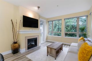 """Photo 3: 316 1111 E 27TH Street in North Vancouver: Lynn Valley Condo for sale in """"Branches"""" : MLS®# R2523279"""