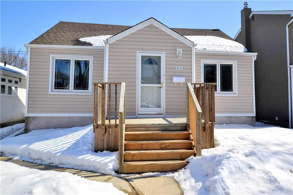 Main Photo: 468 Campbell Street in Winnipeg: River Heights Residential for sale (1C)  : MLS®# 202006550
