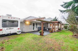 Photo 39: 16282 86B AVENUE in Surrey: Fleetwood Tynehead House for sale : MLS®# R2525413