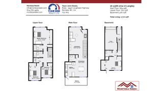 """Photo 19: 16 5388 201A Street in Langley: Langley City Townhouse for sale in """"THE COURTYARD"""" : MLS®# R2368390"""