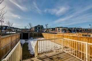 Photo 41: 209 Auburn Meadows Place SE in Calgary: Auburn Bay Semi Detached for sale : MLS®# A1072068