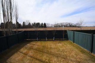 Photo 34: 2 1901 126 Street in Edmonton: Zone 55 House Half Duplex for sale : MLS®# E4237136