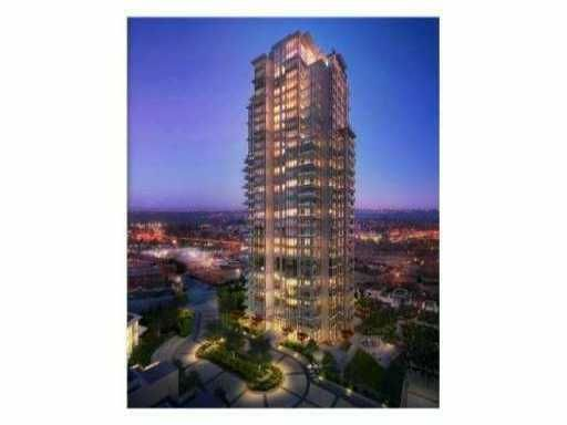 """Main Photo: 2602 2077 ROSSER Avenue in Burnaby: Brentwood Park Condo for sale in """"VANTAGE"""" (Burnaby North)  : MLS®# V1045777"""