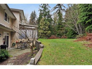 Photo 18: 8 MOSSOM CREEK Drive in Port Moody: North Shore Pt Moody 1/2 Duplex for sale : MLS®# V1104337