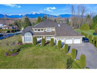 """Main Photo: 17457 ABBEY Drive in Surrey: Fraser Heights House for sale in """"Abbey Ridge"""" (North Surrey)  : MLS®# R2565327"""