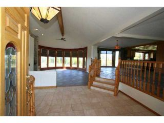 Photo 4: 30084 SPRINGBANK Road in CALGARY: Rural Rocky View MD Residential Detached Single Family for sale : MLS®# C3540703