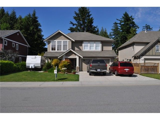 "Main Photo: 6390 SAMRON Road in Sechelt: Sechelt District House for sale in ""WEST SECHELT"" (Sunshine Coast)  : MLS®# V1002133"