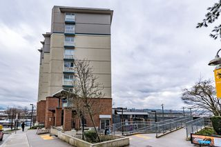 Photo 2: 402 200 KEARY STREET in New Westminster: Sapperton Condo for sale : MLS®# R2145784