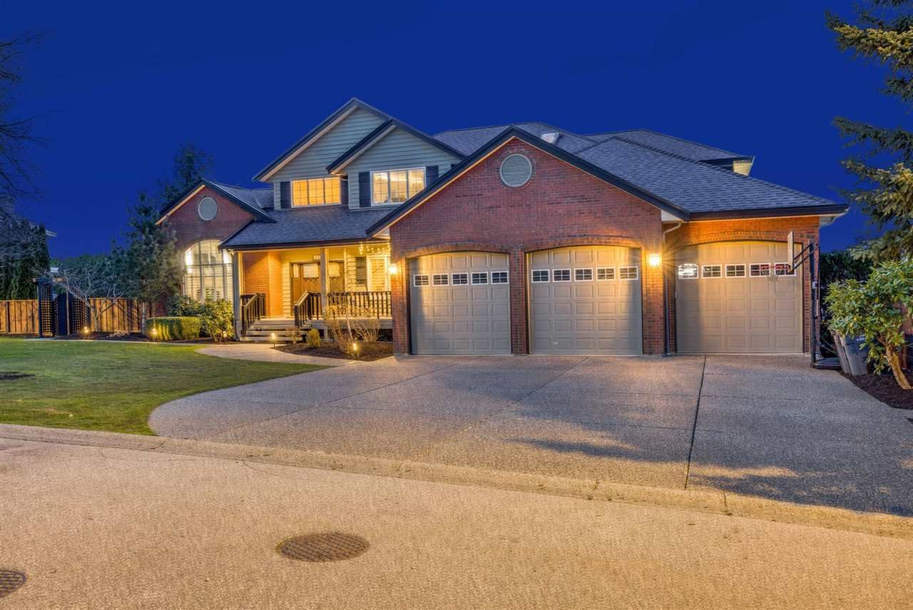 """Main Photo: 17149 103A Avenue in Surrey: Fraser Heights House for sale in """"Abbey Glen"""" (North Surrey)  : MLS®# R2554026"""