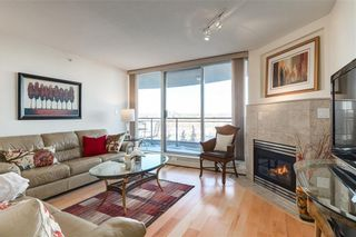 Photo 7: 602 1108 6 Avenue SW in Calgary: Downtown West End Apartment for sale : MLS®# C4219040