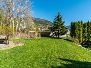 Photo 35: 905 COLUMBIA STREET: Lillooet House for sale (South West)  : MLS®# 161606