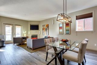 Main Photo: 301 910 18 Avenue SW in Calgary: Lower Mount Royal Apartment for sale : MLS®# A1100034