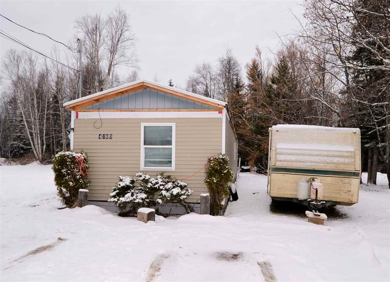 "Main Photo: 4160 KNIGHT Crescent in Prince George: Emerald Manufactured Home for sale in ""Knight Cres"" (PG City North (Zone 73))  : MLS®# R2524103"