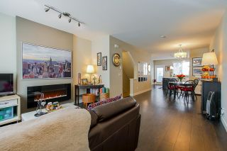 Photo 4: 8 3395 GALLOWAY Avenue in Coquitlam: Burke Mountain Townhouse for sale : MLS®# R2444614