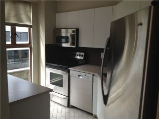 """Photo 3: 305 1633 W 8TH Avenue in Vancouver: Fairview VW Condo for sale in """"FIRCREST"""" (Vancouver West)  : MLS®# V1032090"""
