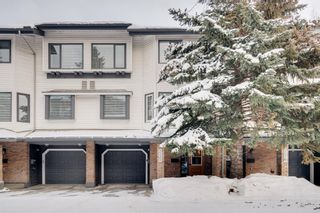 Main Photo: 225 4037 42 Street NW in Calgary: Varsity Row/Townhouse for sale : MLS®# A1069519