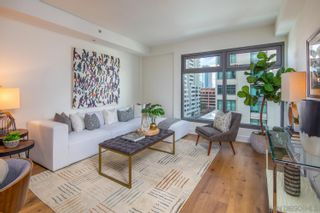 Photo 2: DOWNTOWN Condo for sale : 1 bedrooms : 645 Front St #1210 in San Diego