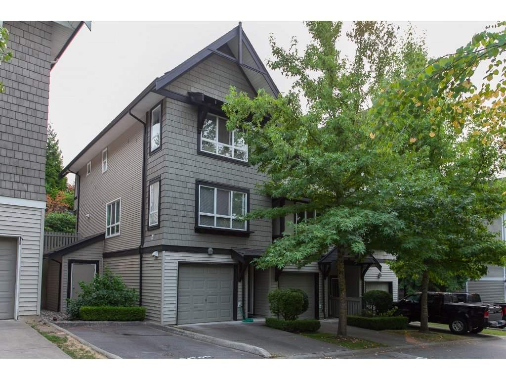 Main Photo: 48 6747 203 Street in Langley: Willoughby Heights Townhouse for sale : MLS®# R2202915