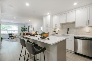"""Photo 1: 114 8068 120A Street in Surrey: Queen Mary Park Surrey Condo for sale in """"MELROSE PLACE"""" : MLS®# R2593756"""