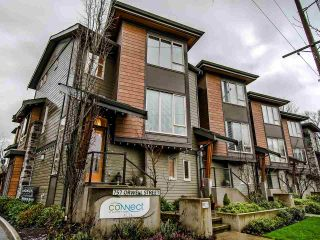 "Photo 1: 32 757 ORWELL Street in North Vancouver: Lynnmour Townhouse for sale in ""Connect at Nature's Edge"" : MLS®# R2452069"
