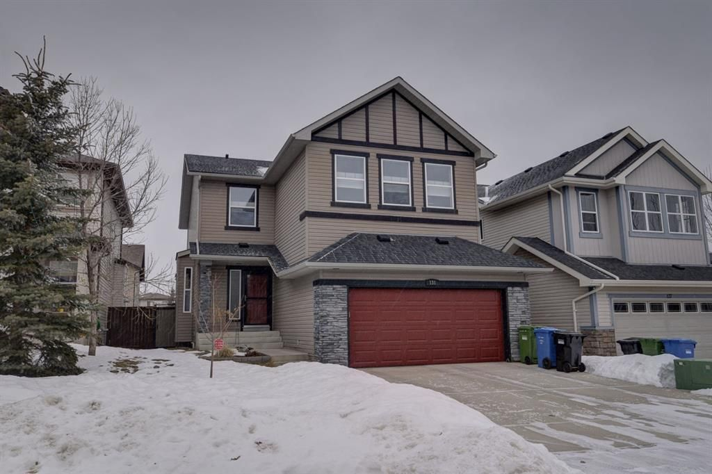 Main Photo: 131 Everoak Close SW in Calgary: Evergreen Detached for sale : MLS®# A1063170