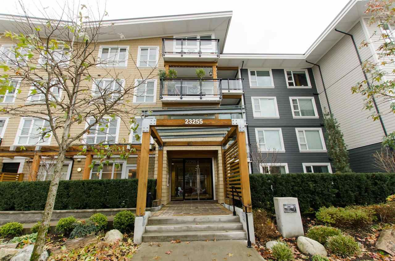 """Main Photo: 311 23255 BILLY BROWN Road in Langley: Fort Langley Condo for sale in """"THE VILLAGE AT BEDFORD LANDING"""" : MLS®# R2024822"""