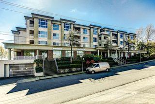 """Photo 1: 404 22230 NORTH Avenue in Maple Ridge: West Central Condo for sale in """"SOUTHRIDGE TERRACE"""" : MLS®# R2040890"""