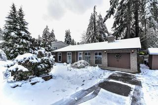 Photo 1: 8617 TERRACE Drive in Delta: Nordel House for sale (N. Delta)  : MLS®# R2136858