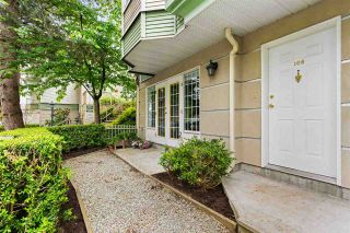 """Photo 4: 106 15258 105 Avenue in Surrey: Guildford Townhouse for sale in """"GEORGIAN GARDENS"""" (North Surrey)  : MLS®# R2586150"""