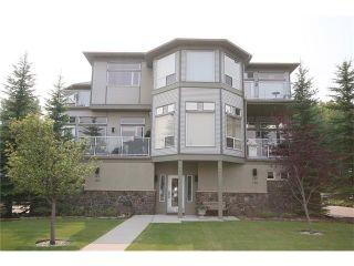 Photo 1: 147 CRAWFORD Drive: Cochrane Condo for sale : MLS®# C4028154