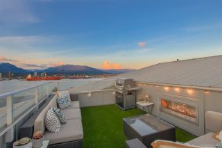 Photo 20: 2937 WALL Street in Vancouver: Hastings Sunrise Townhouse for sale (Vancouver East)  : MLS®# R2503032