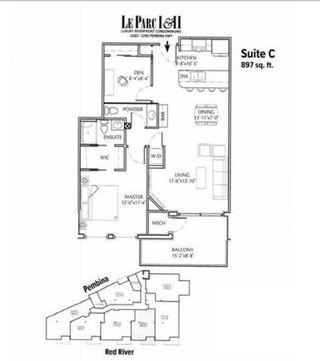Photo 2: 103 3290 Pembina Highway in Winnipeg: St Norbert Condominium for sale (1Q)  : MLS®# 202124498