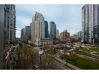 """Photo 11: 410 1188 RICHARDS Street in Vancouver: Yaletown Condo for sale in """"Park Plaza"""" (Vancouver West)  : MLS®# V1055368"""