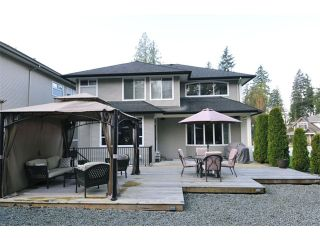 """Photo 17: 10658 244TH Street in Maple Ridge: Albion House for sale in """"MAPLE CREST"""" : MLS®# V1053982"""