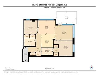 Photo 31: 702 10 SHAWNEE Hill SW in Calgary: Shawnee Slopes Apartment for sale : MLS®# A1113800
